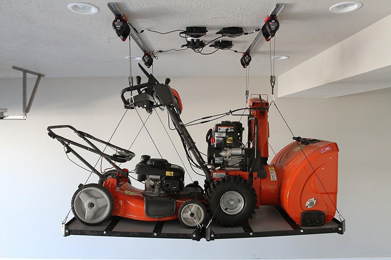 GarageSmart Motorized Lift Storage System