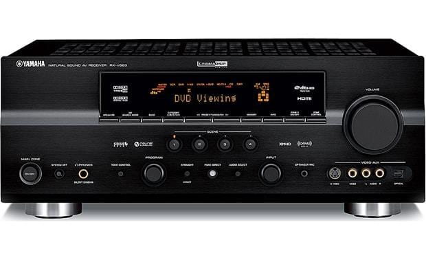 Home Theater Receiver by Yamaha