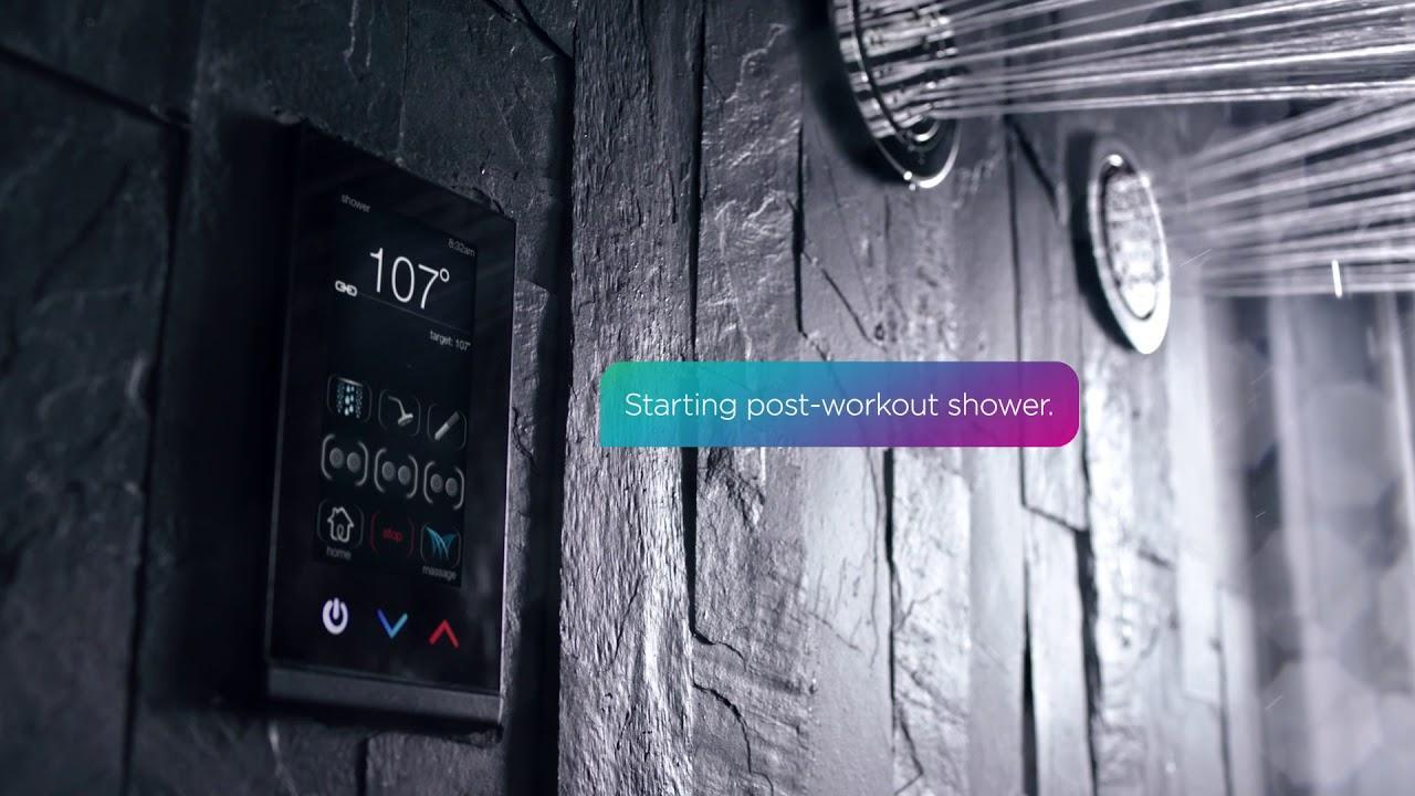 Kohler Konnect DTV+ Showering System