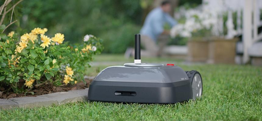 iRobot Terra robot mower